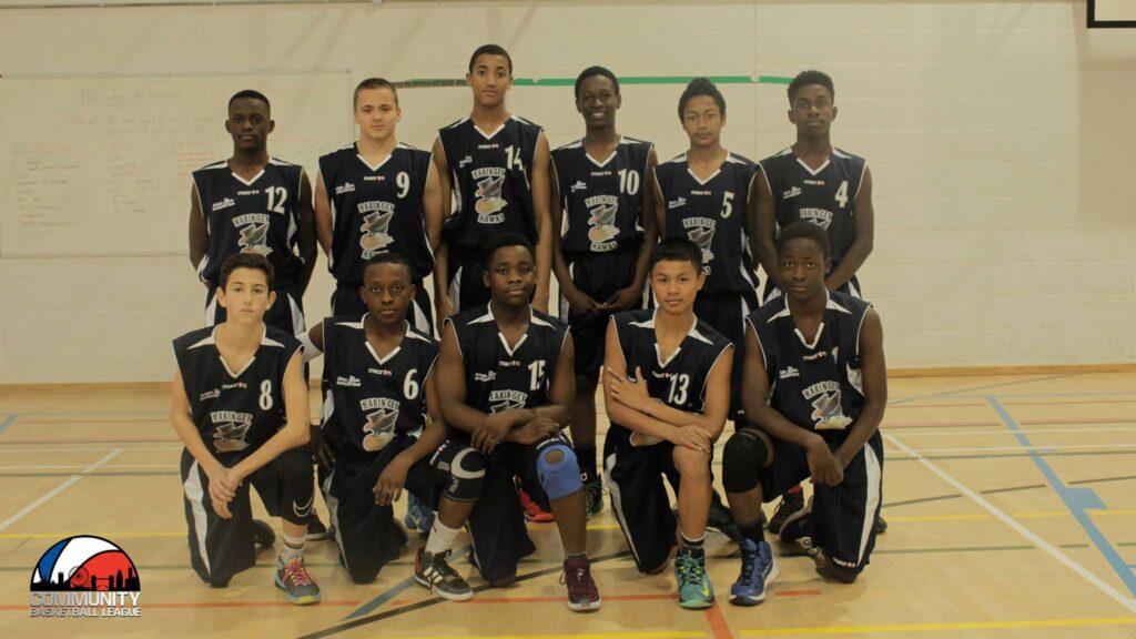 U16 Haringey Hawks