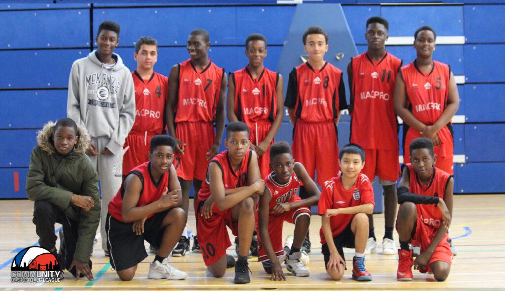 U16 Southwark Legends