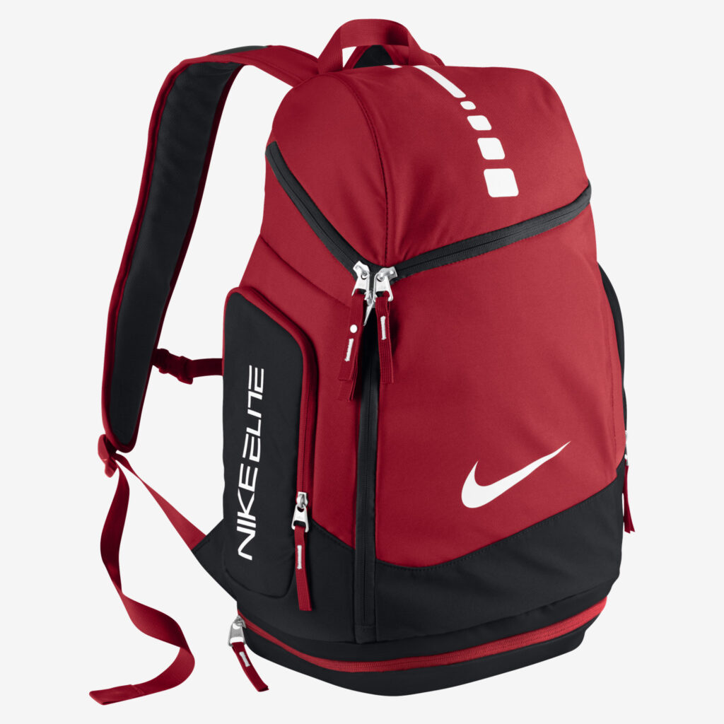 Nike Halfday Backpack Red And Black- Fenix Toulouse Handball 59768231199c1